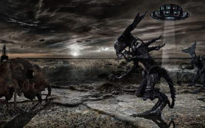 Im Weltraum hört dich niemand schreien: Science Fiction Survival Horror